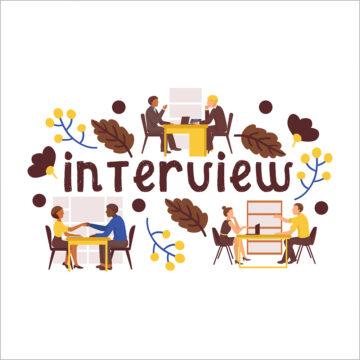 先輩社員へのインタビュー